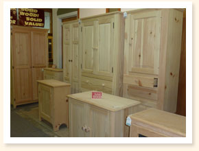 Gentil Unfinished Wood Furniture Store Of Sarasota, Florida   Largest Unfinished  Furniture Store In Southwest Florida